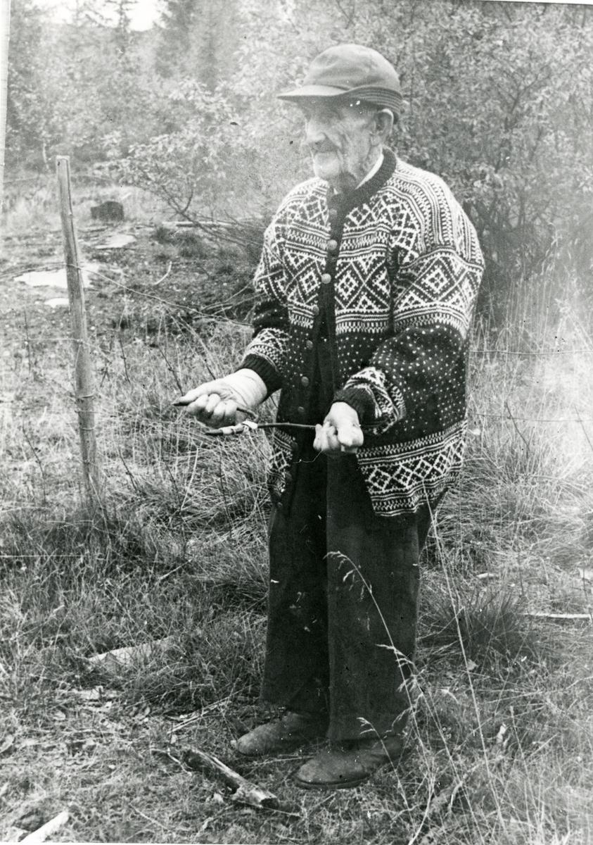 Anton Skredderheimen.