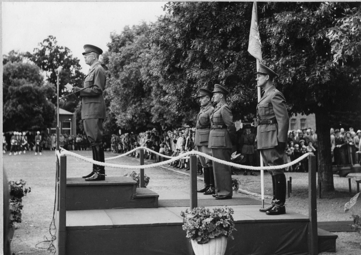 Gustaf VI Adolfs besök i Jönköping, A 6.