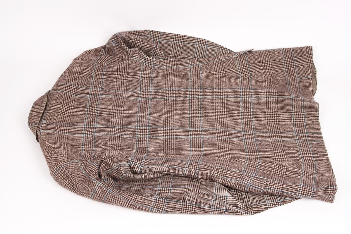 Tweedjakke til sportsdress i fem deler.