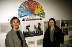 """""""Plast"""", utställning på Bohusläns museum 3 december 1995 - 1"""