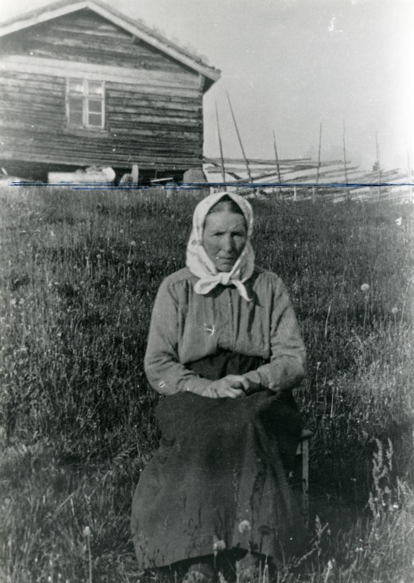Anna Sørflaten.