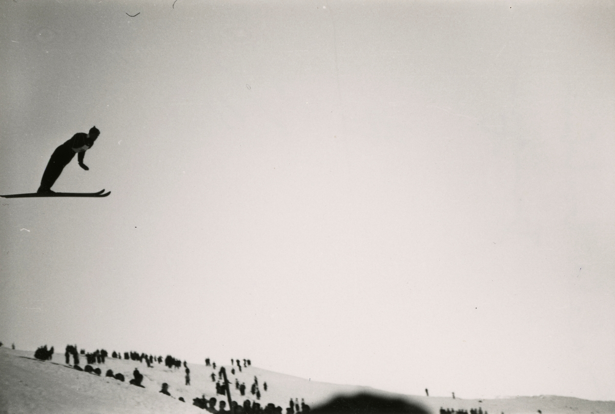 Ski jumping at Telebøbakken