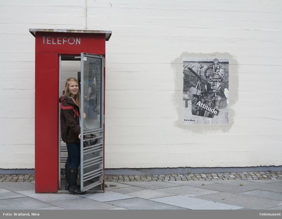Telefonkiosk Stavanger