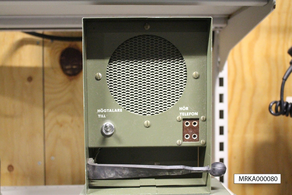Ursprungsbenämning: Radiomott 931 B Ursprungsbeteckning: PHIL-22RN 564