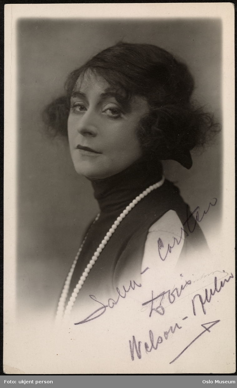 Nelson-Ahlin, Doris (1886 - 1934)