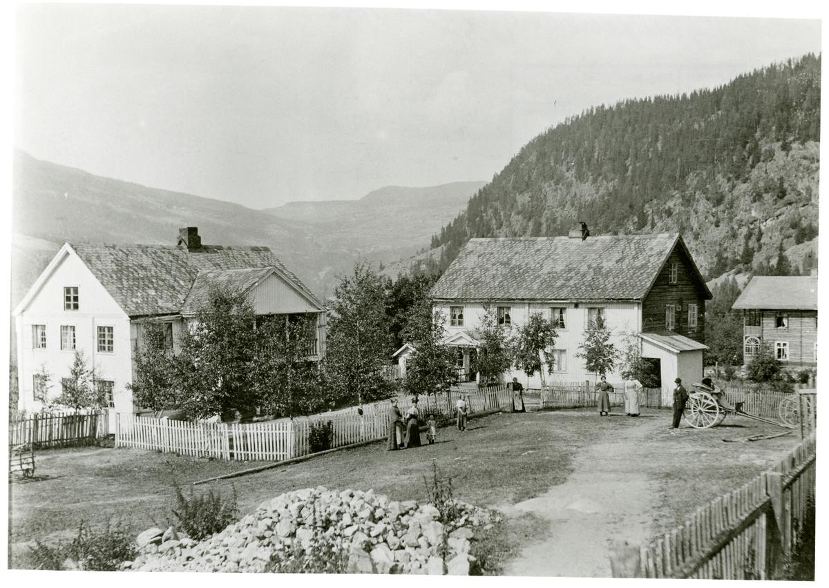 Tunet på Gjestgiverhaugen, Sør-Aurdal.