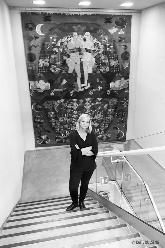 Museumsdirektør Åshild Adsen