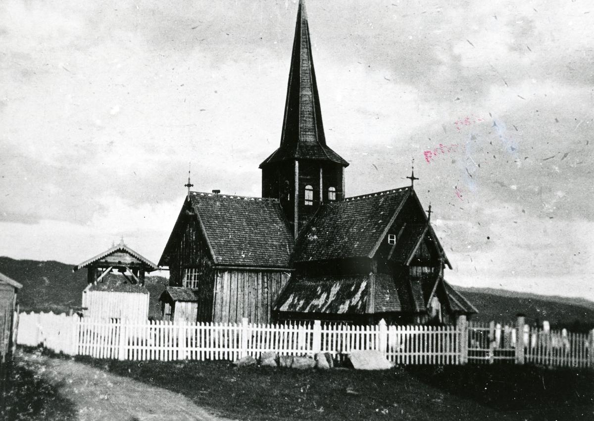 Hedalen stavkirke, Sør-Aurdal.