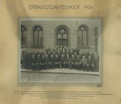 Opdagelsesavdelingen 1906