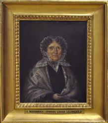 Fröken Friherrinnan Johanna Lovisa Leijonsköld [Målning]