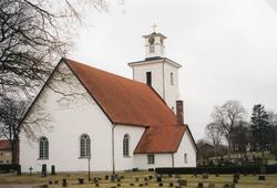 Ryssby kyrka.