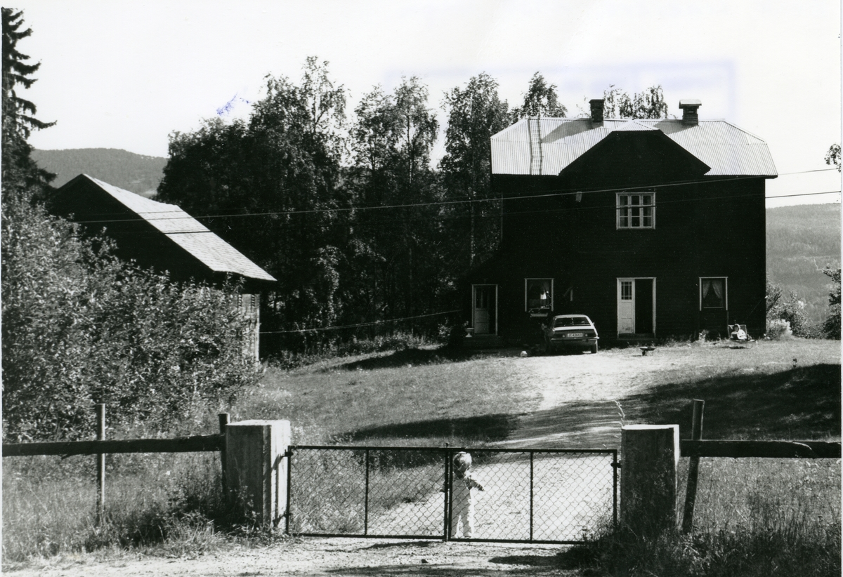 Liagrenda skule, Reinli, Sør-Aurdal