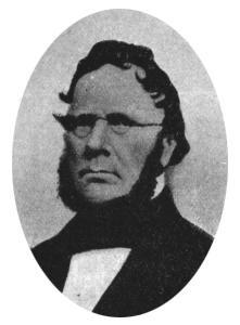 Christian Lorck Schive (1803-1873). (Foto/Photo)