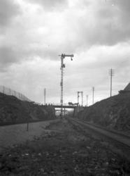 Semaforsignaler Grefsen stasjon, innkjørsignal A for Gjøvikb