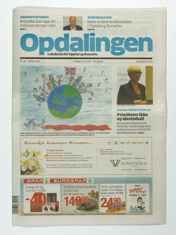 Opdalingen (Foto/Photo)