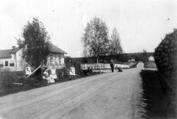 Øyerudkrysset (Togrind, Slitukrysset), i Eidsberg nåv. E-18.