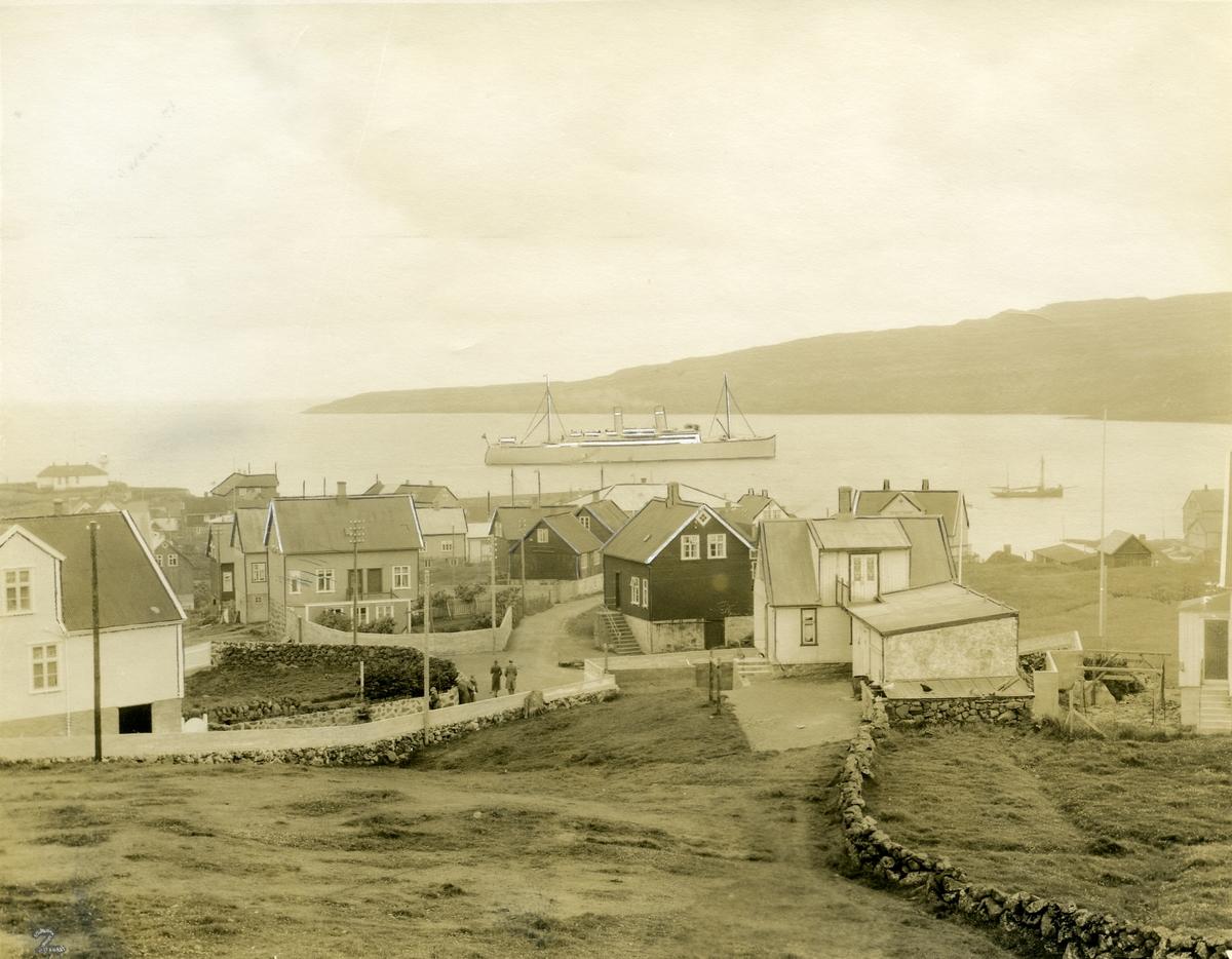 Torshavn, Førøyene.