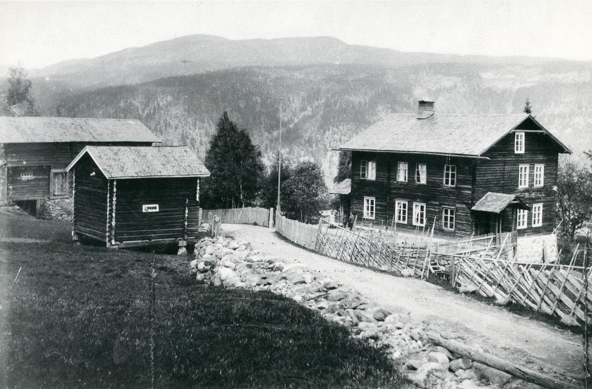 Torshaug skole, Sør-Aurdal.