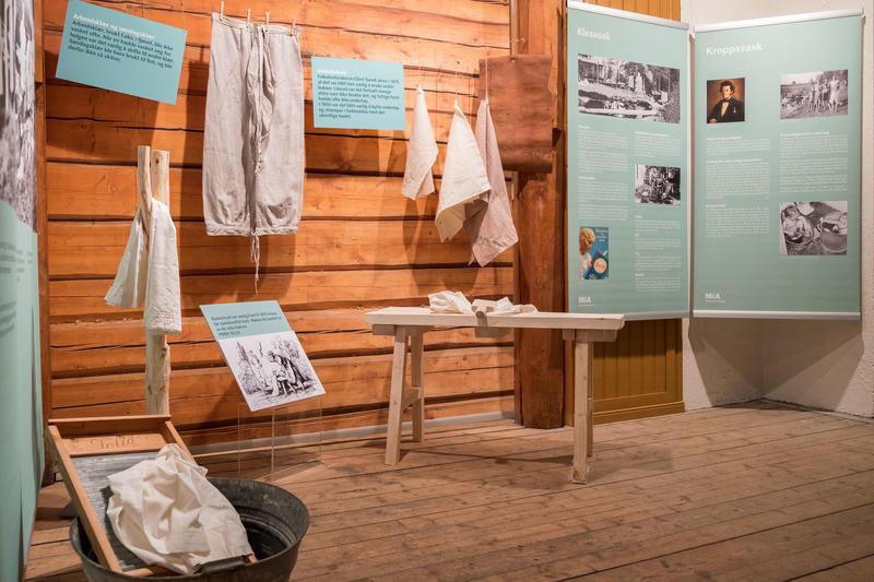 """Utstilling """"Helse på spill"""" (Foto/Photo)"""