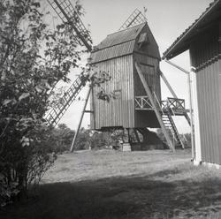 Väderkvarnen vid Rockneby.