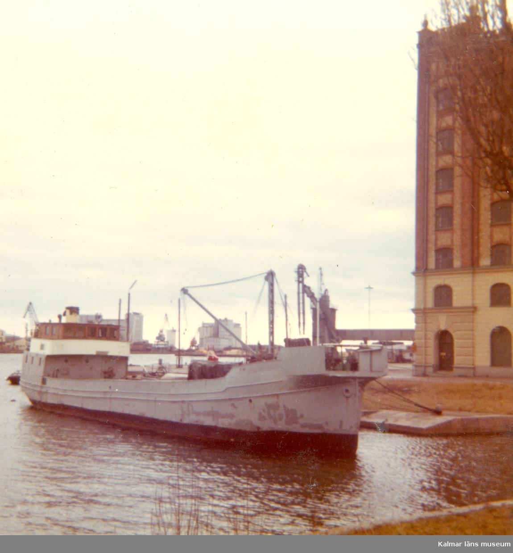 Fartyget Gamla Ölandsund. Kalmar.