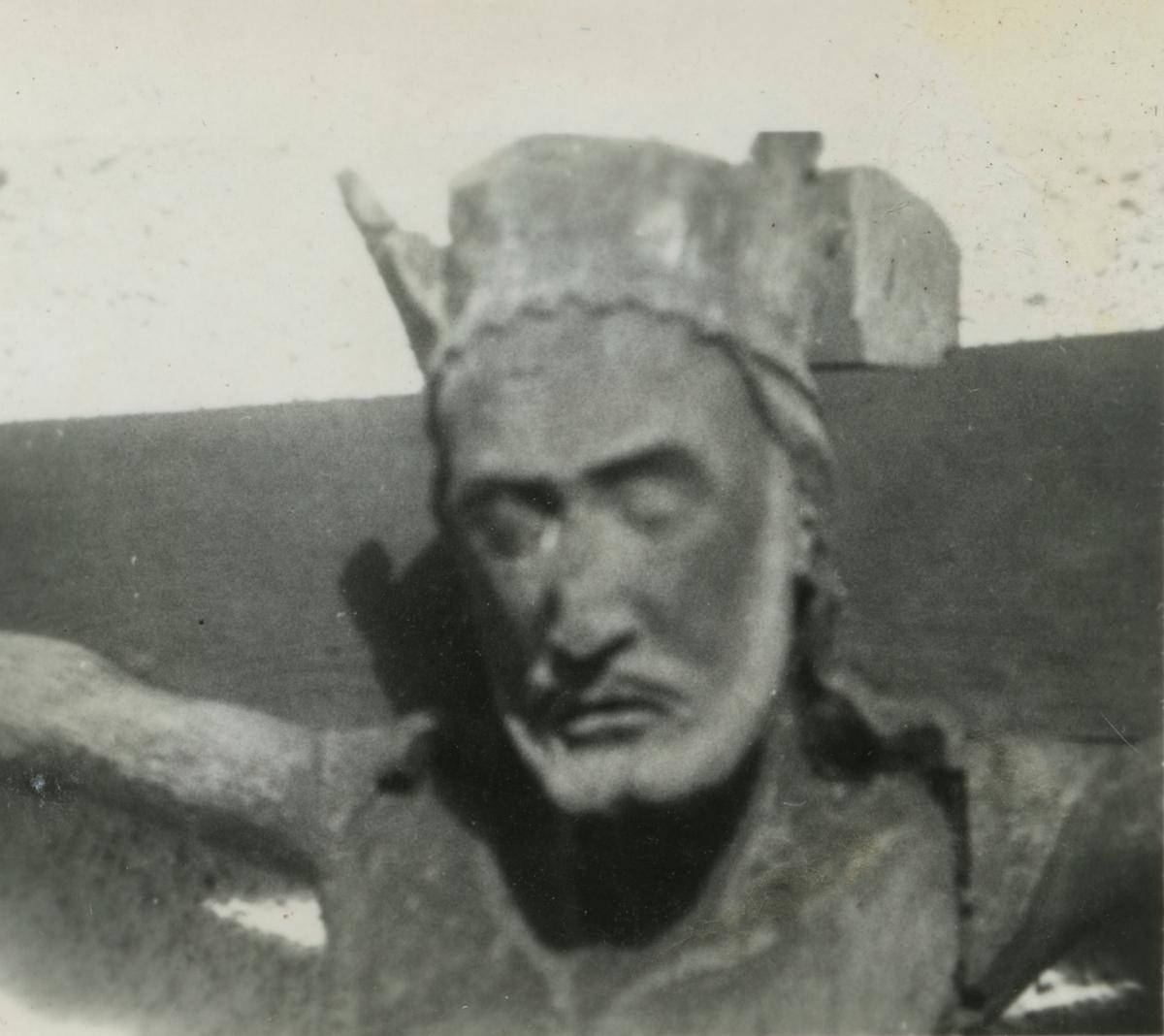 Triumfkrucifix från omkring 1250.