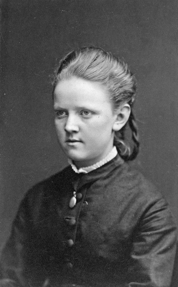Anna Stålkrantz, 1870-80 tal.