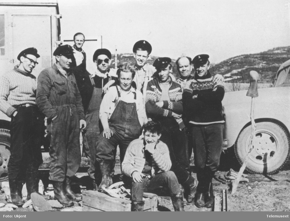 Telemontører fra Tromsø