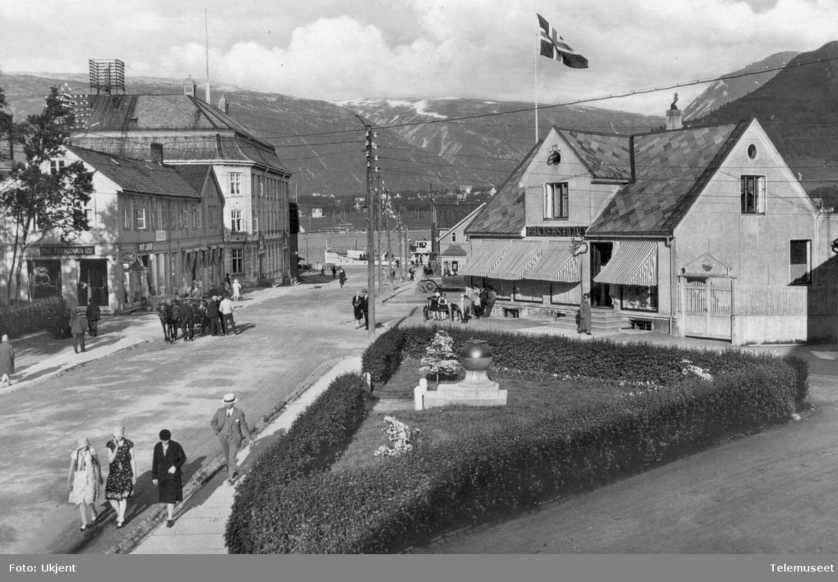 Tromsø telegrafstasjon fra 1915 til 1957
