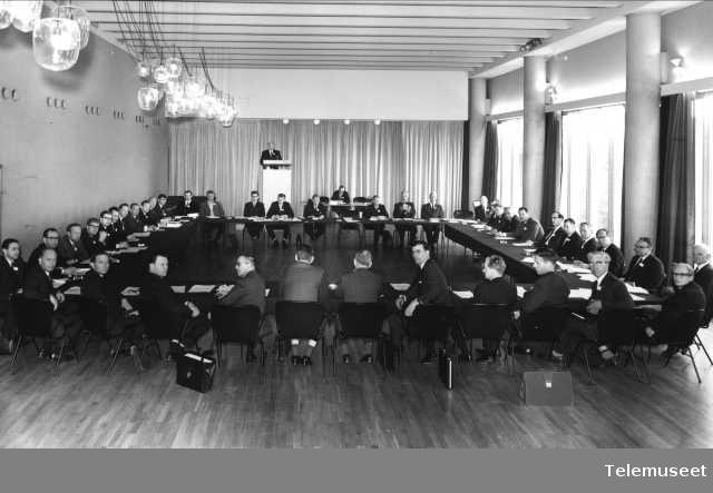 Elektrisk Bureau Møte