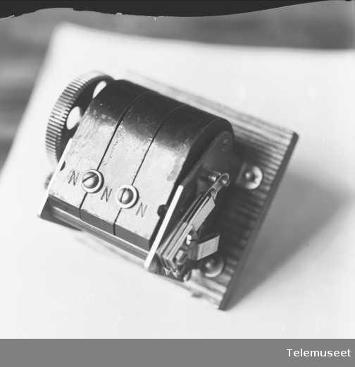 Induktor for feltapparat, Hydrowerke, 28.12.1914, Elektrisk Bureau.