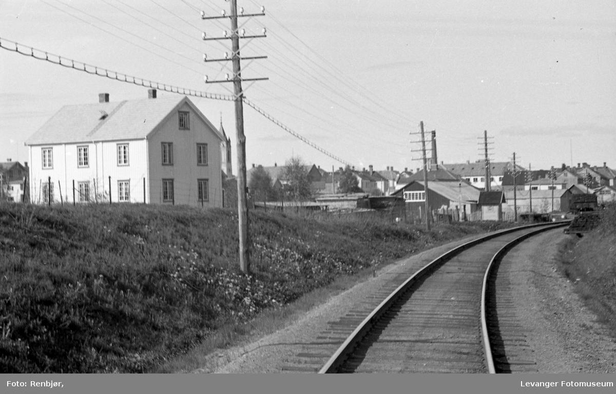 Togbanen.