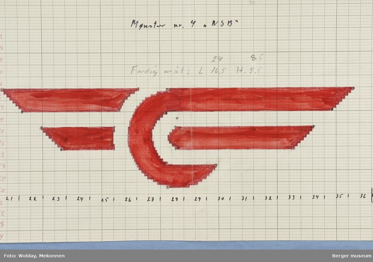 Emblem nytt Vognhjul (horisontalt).