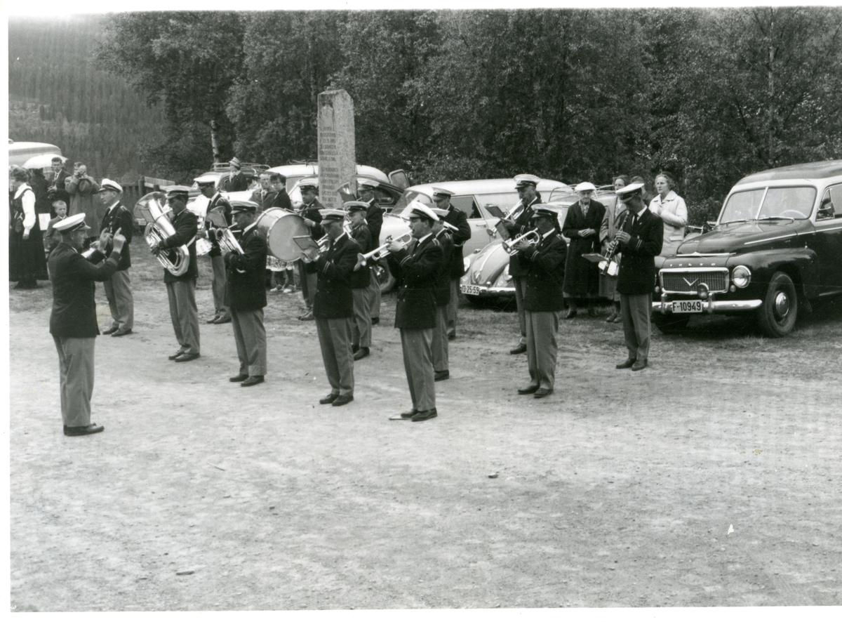 Hedalen Musikkorps.