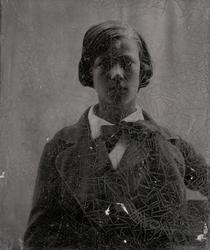 Arthur Gideon Ahlberg.