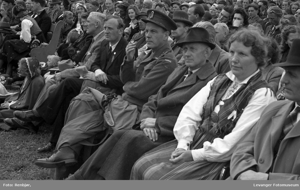 Noregs Ungdomslags, 50-års jubileumsstevne på stiklestad