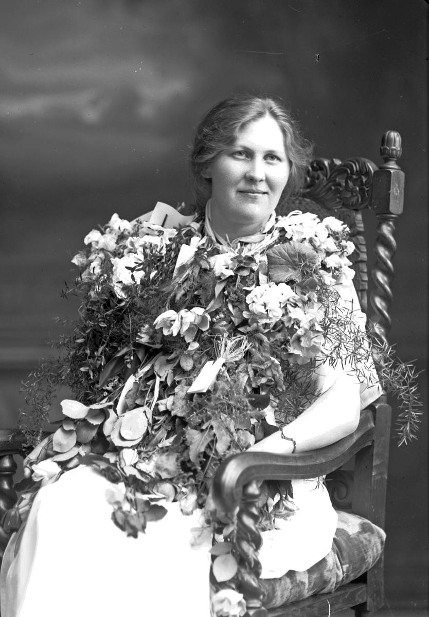 Selma Sundell, Insjön