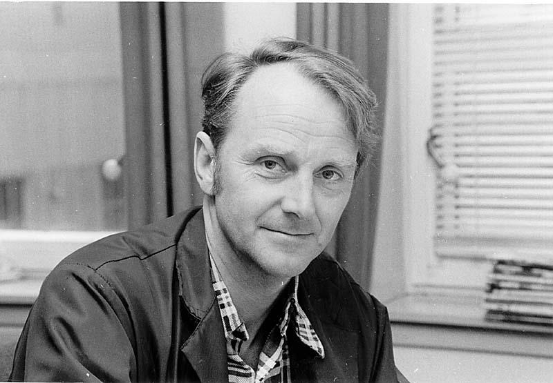 Portrett. Drangsvoll, Knut, Blikkvalseverket, N.J.