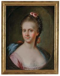 Catarina Lovisa Psilanderhielm [Oljemålning]