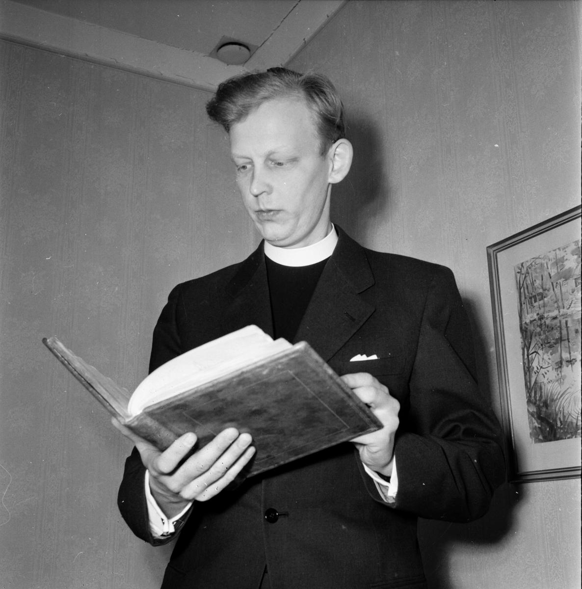 Småkyrko-konferens Undersvik April 1956