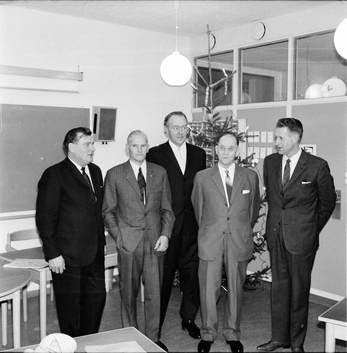 Arbrå, Fullmäktiges sista samtr.f.året, 15 December 1967