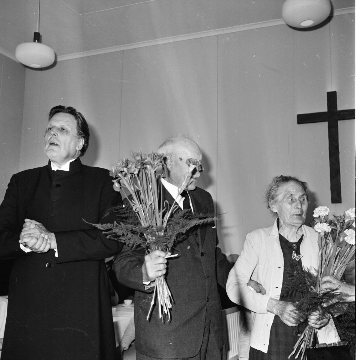 Arbrå, De gamlas dag, Sept 1970