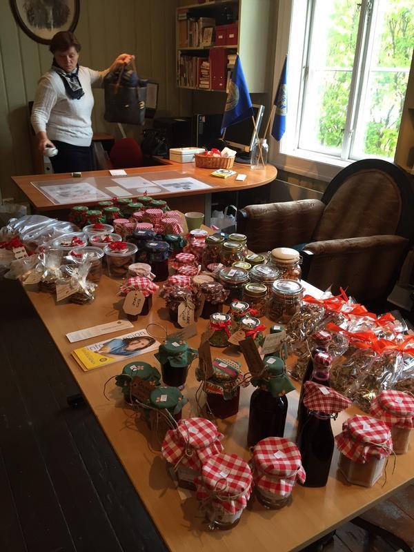 Høstmarked Kvinnemuseet 2015