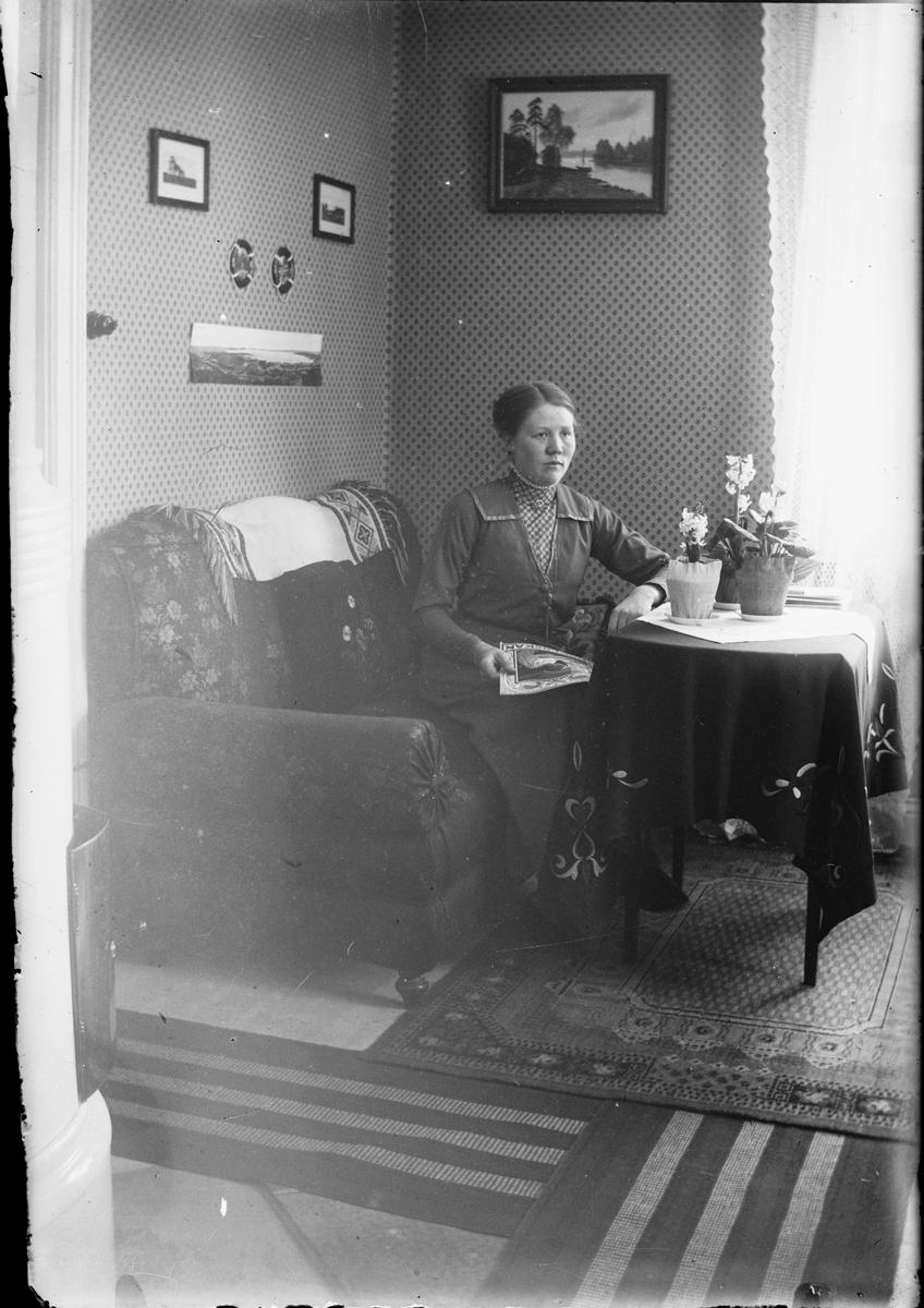 Ruth i hemmet, Östhammar, Uppland