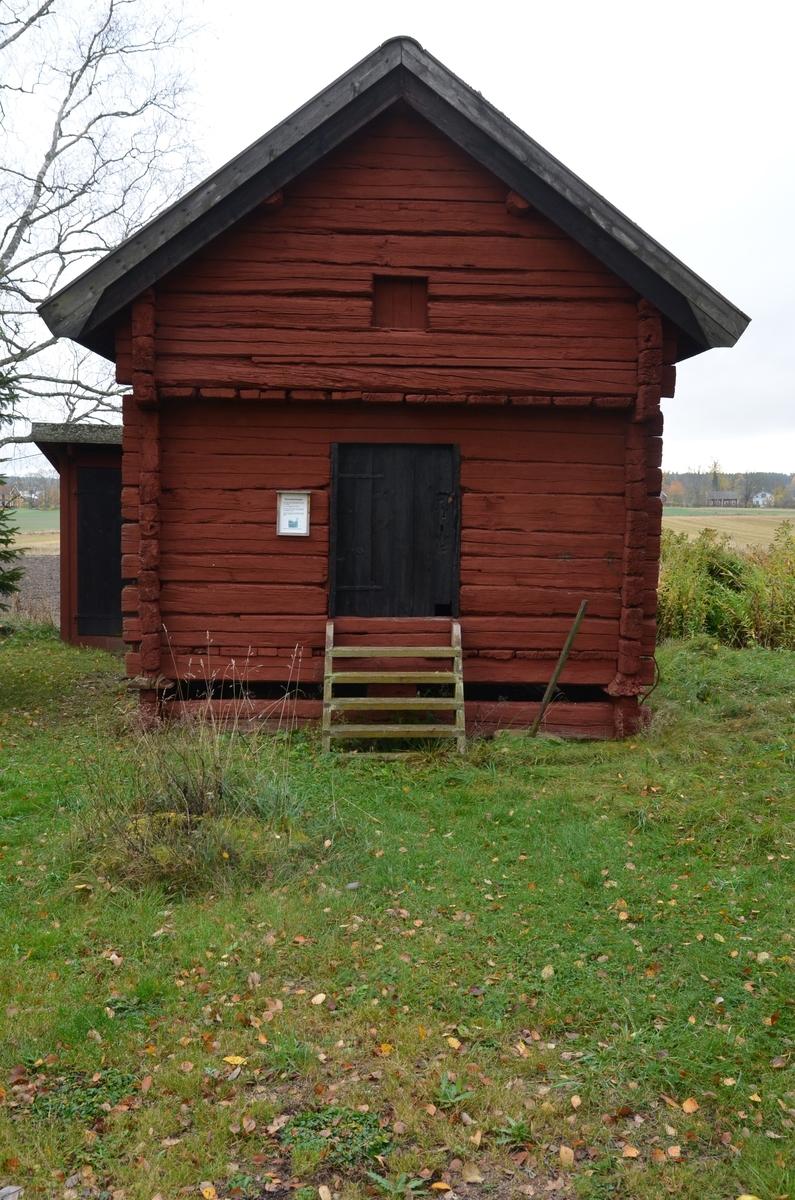 Ravastboden vid Huddunge hembygdsgård, Prästgården 1:1, Huddunge socken, Uppland 2014