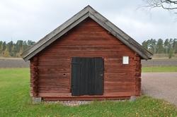 Smedja vid Huddunge hembygdsgård, Prästgården 1:1, Huddunge