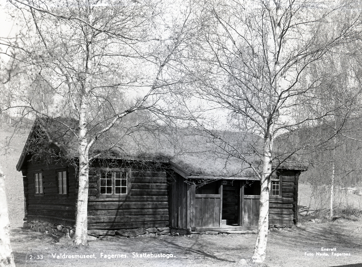 Skattebustogo, Valdres Folkemuseum.