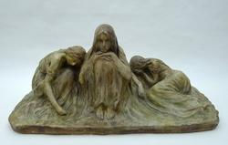 Svunnen hägring [Skulptur]