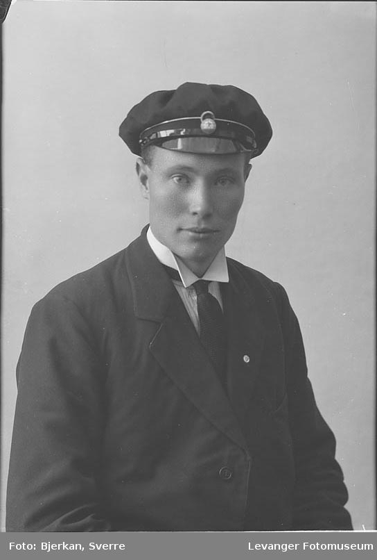 Portrett av Orset Olav