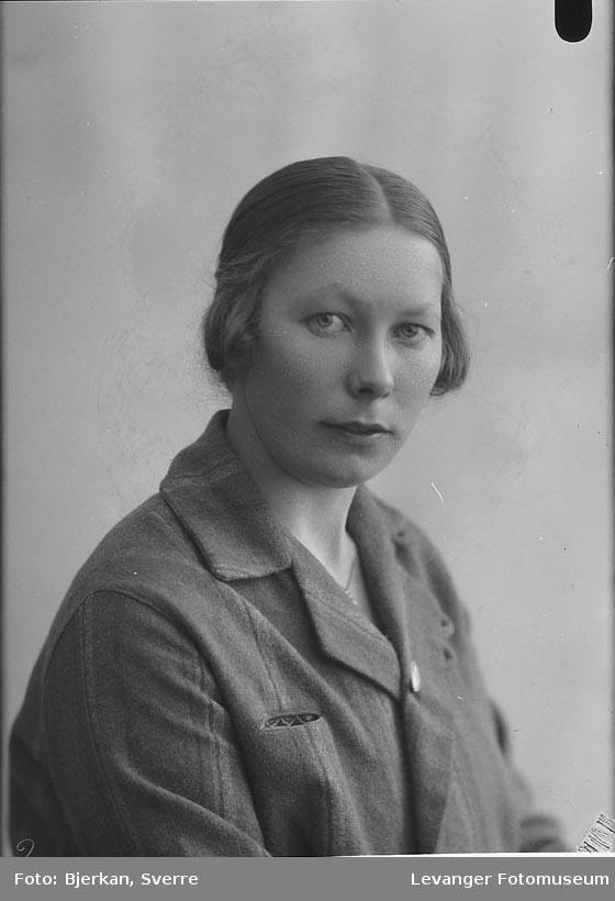 Portrett av Petra Jermstad